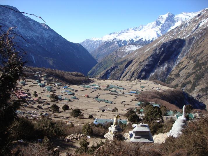 Voyage au Népal fauteuil
